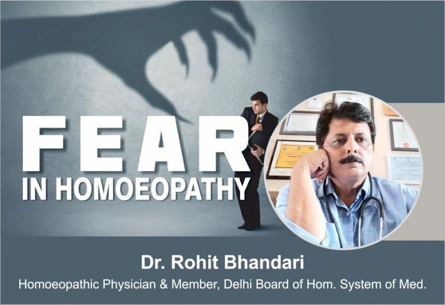 FEAR IN HOMOEOPATHY