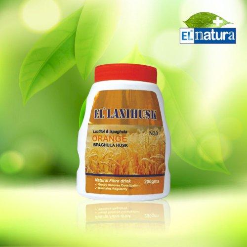EL-LAXIHUSK- N 30- Pack of 200 gm granules