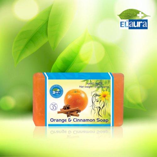EL ORANGE & CINNAMON SOAP