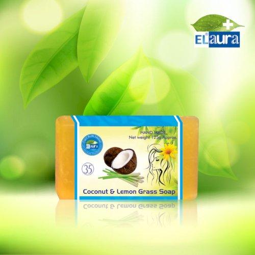 EL COCONUT & LEMON GRASS SOAP
