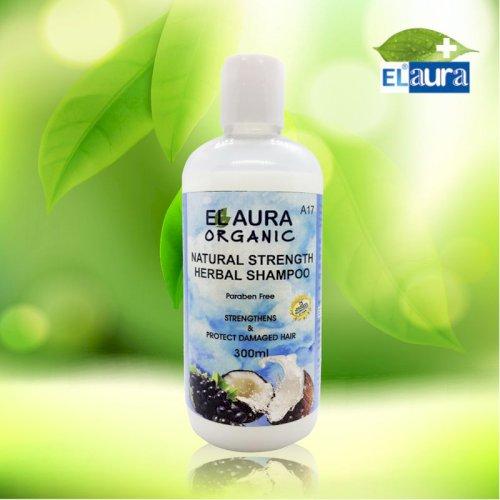 EL NATURAL STRENGTH SHAMPOO (300 ml)
